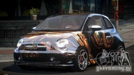 Fiat Abarth U-Style S3 для GTA 4