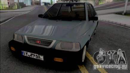 Saipa Pride 141 EX для GTA San Andreas