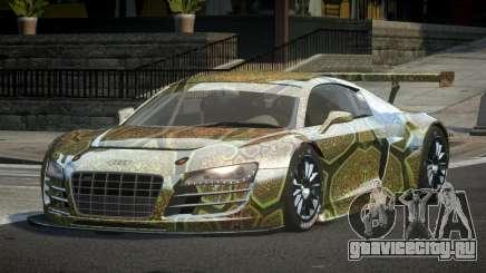 Audi R8 US S9 для GTA 4