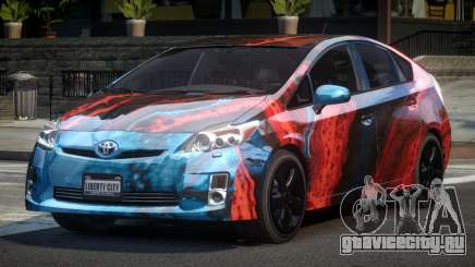 Toyota Prius U-Style S6 для GTA 4