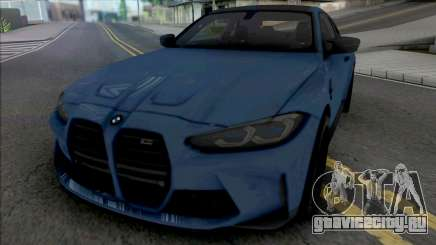 BMW M4 Competition 2021 для GTA San Andreas