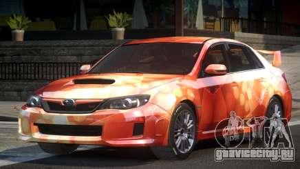 Subaru Impreza US S1 для GTA 4