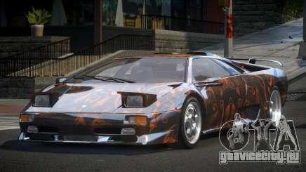 Lamborghini Diablo SP-U S2 для GTA 4
