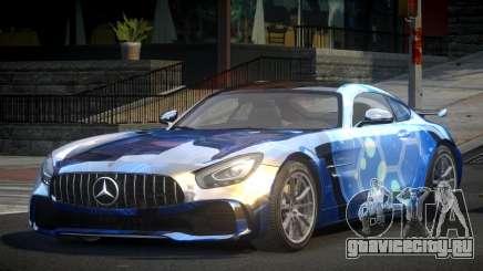 Mercedes-Benz AMG GT Qz S3 для GTA 4