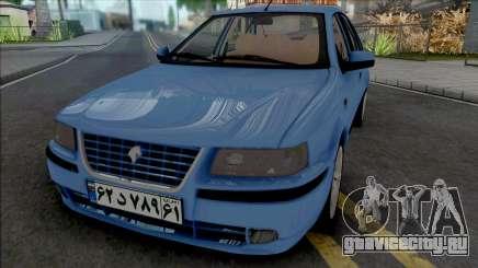 Ikco Samand EF7 для GTA San Andreas