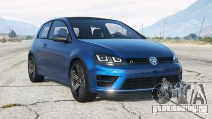 Volkswagen Golf R 3-door (Typ 5G) 2013〡add-on для GTA 5