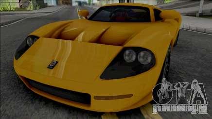 Factory R160 ST для GTA San Andreas