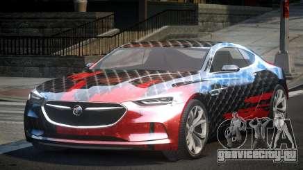 Buick Avista PSI-S S7 для GTA 4