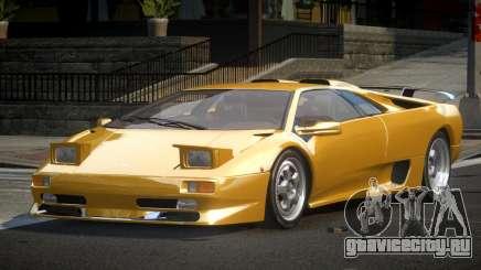 Lamborghini Diablo SP-U для GTA 4
