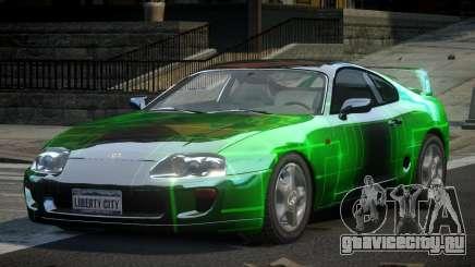 Toyota Supra GST Drift S8 для GTA 4