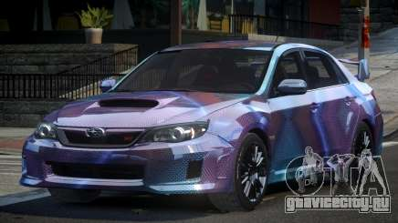 Subaru Impreza US S4 для GTA 4
