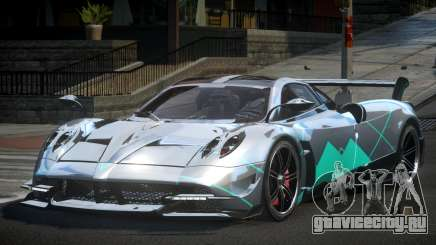 Pagani Huayra PSI-A S3 для GTA 4