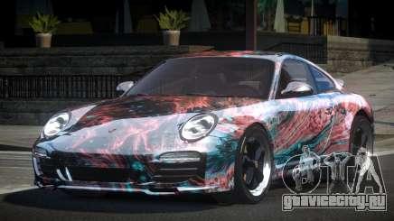 Porsche 911 BS Drift S7 для GTA 4
