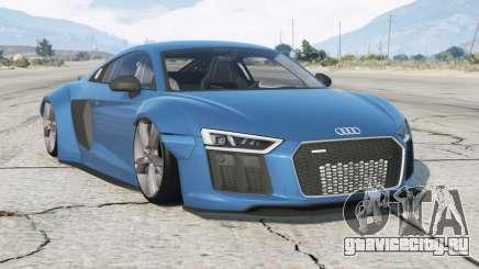 Audi R8 V10 Plus 2017〡Wide Body Kit〡add-on для GTA 5