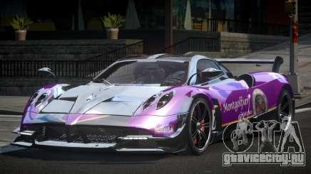 Pagani Huayra PSI-A S2 для GTA 4