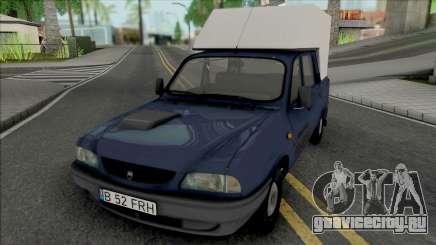 Dacia 1307 Papuc Interventii RATB для GTA San Andreas