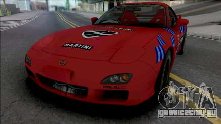 Mazda RX-7 Spirit R для GTA San Andreas