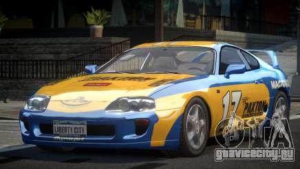 Toyota Supra GST Drift S5 для GTA 4
