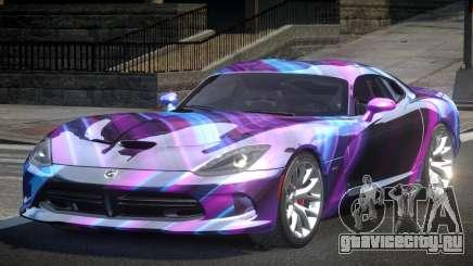 Dodge Viper BS-R S3 для GTA 4