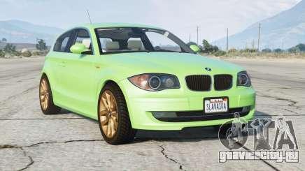 BMW 120i (E81) 2007〡add-on для GTA 5