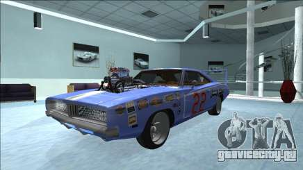 Dodge Charger RT Jimmy Gibbs (L2D4) для GTA San Andreas