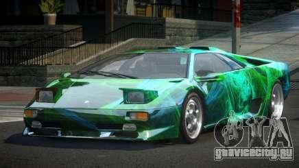 Lamborghini Diablo SP-U S3 для GTA 4