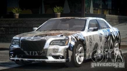 Chrysler 300C SP-R S6 для GTA 4