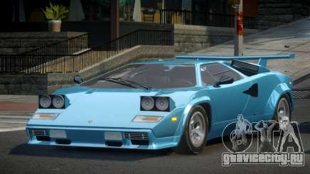 Lamborghini Countach U-Style для GTA 4