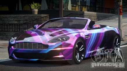 Aston Martin DBS U-Style S3 для GTA 4