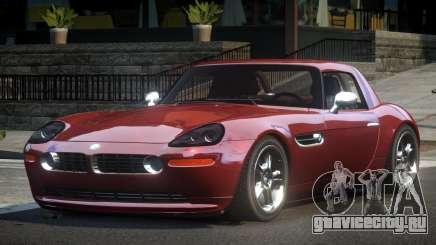 BMW Z8 GST-S для GTA 4