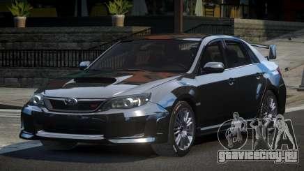 Subaru Impreza US для GTA 4
