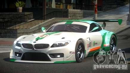 BMW Z4 GT3 US S5 для GTA 4