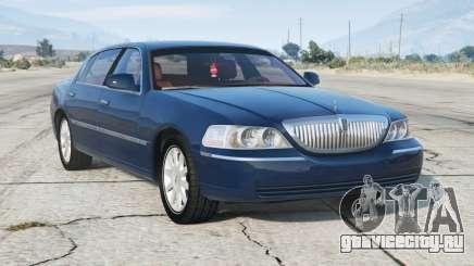 Lincoln Town Car Signature Limited 2010〡add-on v1.1 для GTA 5