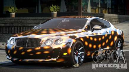 Bentley Continental BS Drift L2 для GTA 4
