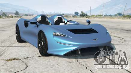 McLaren Elva 2020〡add-on для GTA 5