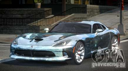 Dodge Viper BS-R S10 для GTA 4