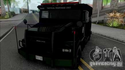 GTA IV Brute Enforcer для GTA San Andreas