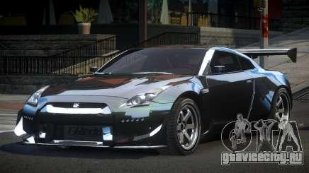 Nissan GS GT-R для GTA 4