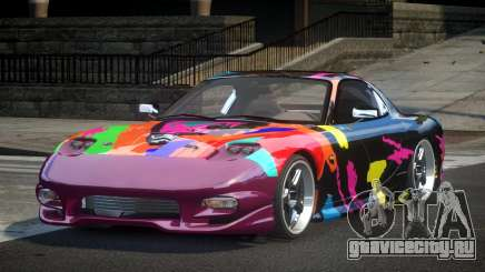 Mazda RX-7 U-Style S6 для GTA 4