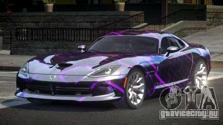Dodge Viper BS-R S6 для GTA 4