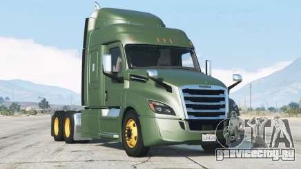 Freightliner Cascadia Mid-roof XT 2018 для GTA 5