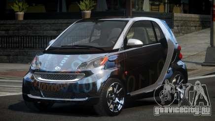 Smart ForTwo GS-U S5 для GTA 4