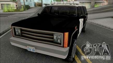 FBI Rancher SAHP для GTA San Andreas