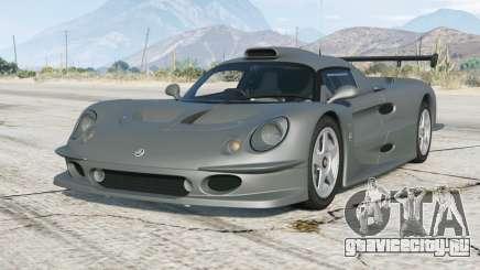 Lotus Elise GT1 Road Car (Type 115) 1997〡add-on для GTA 5