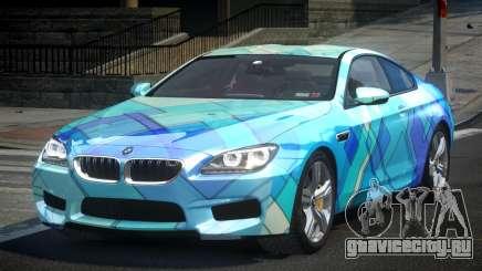 BMW M6 F13 US S6 для GTA 4