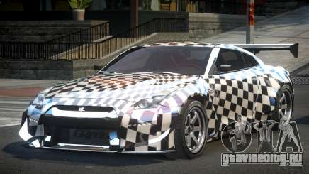 Nissan GS GT-R S2 для GTA 4