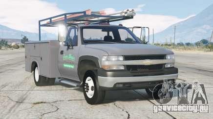 Chevrolet Silverado 1999〡Utility Truck〡add-on для GTA 5
