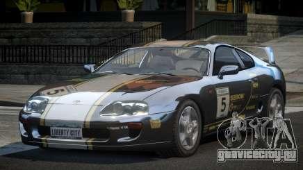 Toyota Supra GST Drift S2 для GTA 4