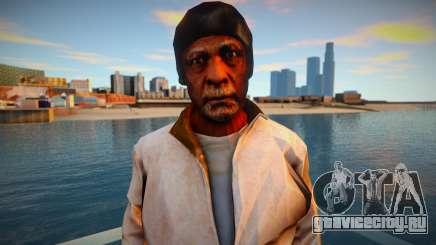 Бомж из GTA 5 для GTA San Andreas