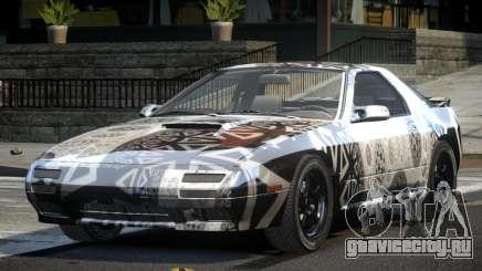 Mazda RX7 Abstraction S6 для GTA 4